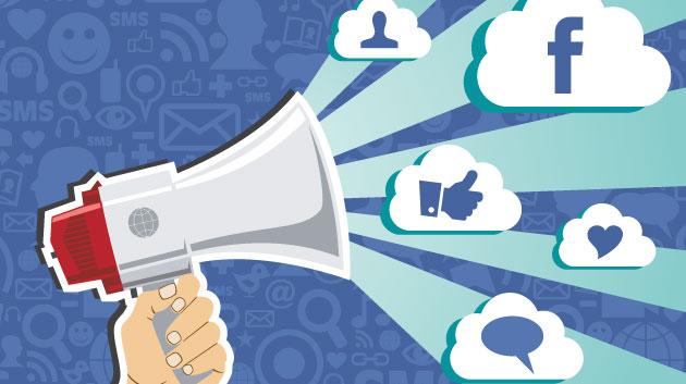 Reklama sklepu internetowego na portalu społecznościowym - facebook